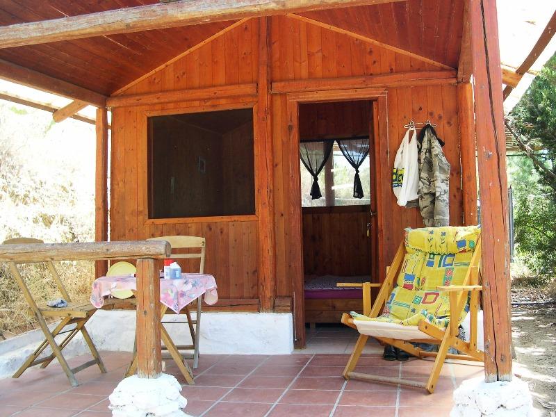 Casetta di legno lavanda soli deo gloria for Piccola casa con veranda