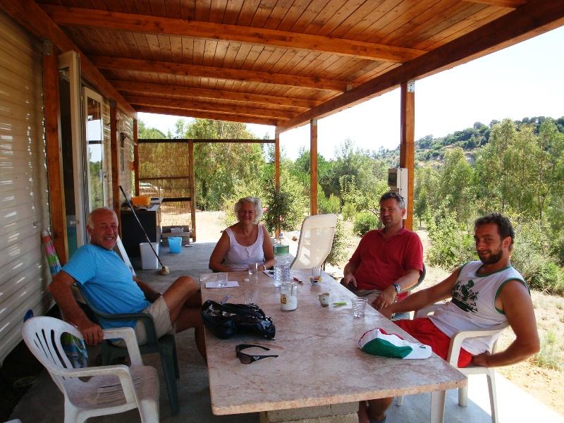 Casa mobile soli deo gloria for Casa con veranda